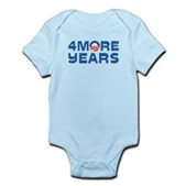 4 More Years Infant Bodysuit