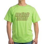 Re-Elect Obama Green T-Shirt