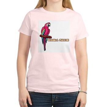 Cracka Please Women's Light T-Shirt