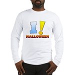 I ! Halloween Long Sleeve T-Shirt
