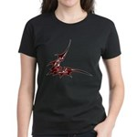 Vampire Bat 1 Women's Dark T-Shirt
