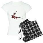 Vampire Bat 1 Women's Light Pajamas