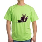 Vampire Bat 2 Green T-Shirt