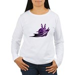 Vampire Bat 2 Women's Long Sleeve T-Shirt