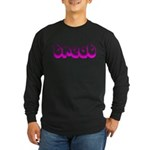 Retro Treat Long Sleeve Dark T-Shirt