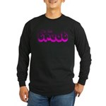Retro I'm the Treat Long Sleeve Dark T-Shirt
