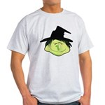 Happy Green Witch Light T-Shirt