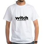 Generic witch Costume White T-Shirt