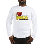 I Heart Peta Murgatroyd Long Sleeve T-Shirt