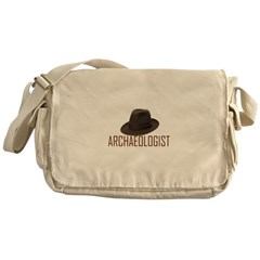 Archaeologist Messenger Bag