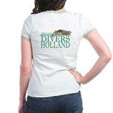 Zeeland Divers Holland Jr. Ringer T-Shirt
