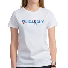 Oligarchy 2012 Women's T-Shirt