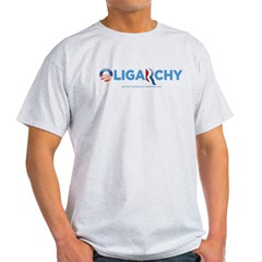 Oligarchy 2012 Light T-Shirt