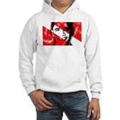 Divers for Obama Hooded Sweatshirt
