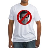 No Mitt Fitted T-Shirt