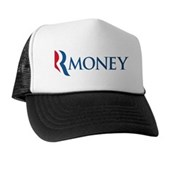 Anti-Romney RMONEY Trucker Hat