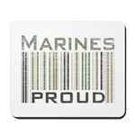 Marines Proud Military Mousepad