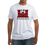 16th Engineer Brigade Fitted T-Shirt