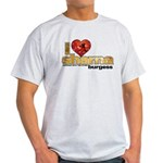 I Heart Sharna Burgess Light T-Shirt
