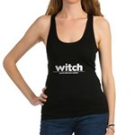 Generic witch Costume Racerback Tank Top