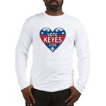 Vote Alan Keyes 2008 Political Long Sleeve T-Shirt