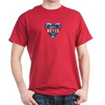 Vote Alan Keyes 2008 Political Dark T-Shirt