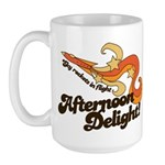 Afternoon Delight Large Mug