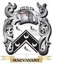Macvanamy Coat of Arms - Family Crest T-Shirt