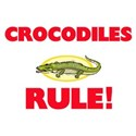 Crocodiles Rule! T-Shirt