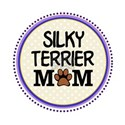Silky Terrier Dog Mom T-Shirt
