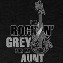 RockinGreylFor Aunt T-Shirt