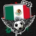 Soccer fans Mexico T-Shirt