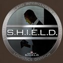 Agents of Shield Silhouette T-Shirt