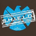 S.H.I.E.L.D. Distressed T-Shirt