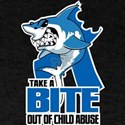Bite Out Of Child Abuse T-Shirt