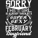 This Girl Is Taken By A Super Sexy February Boyfri