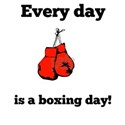 Every Day Is A Boxing Day T-Shirt