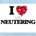 I Love Neutering Body Suit