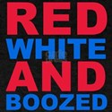 Red White And Boozed T-Shirt