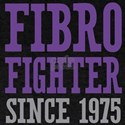 Fibro Fighter Since 1975 T-Shirt
