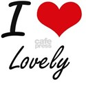 I Love Lovely T-Shirt