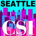 Seattle CSI T-Shirt