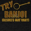 Retro Banjo T-Shirt
