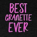Best granette ever grandmother T-Shirt