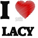 I Love Lacy T-Shirt