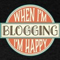 happy blogger T-Shirt