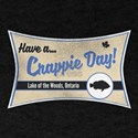 Lake of the woods crappie fishing day T-Shirt