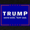 Anti-Trump David Duke Campaign Logo T-Shirt