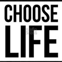 Choose Life 80s Vintage Classic Prolife T-Shirt