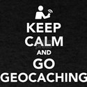 Keep calm and go Geocaching T-Shirt